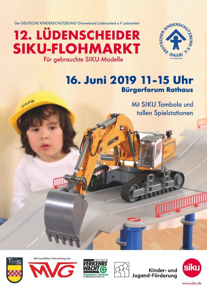Siku-Flohmarkt @ Bürgerforum Rathaus Lüdenscheid